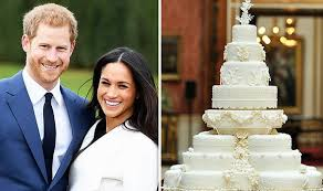 Newlywed & The Royal Weeding Cake!