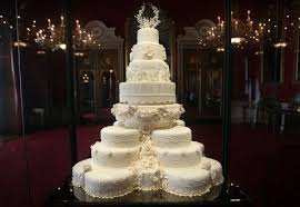The Royal Weeding Cake, What. A. Cake!