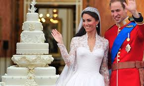 Prince William's and Princess Kates confirm the Cake