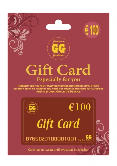 Gift Cards- Europe